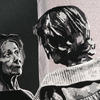 """Fractured Memories """"Who is that? Who is that mirror ,mirror on the wall, who I see is not at all"""" People with dementia may experience an inability to recognize their reflected image as their own"""
