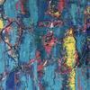 Mind Mirage, 2017, 60 x 91cm, Mixed media