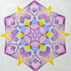 'Joy' - Mandalas are geometric configurations of symbols, often used in meditation. Workshops by arrangement