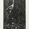 'To Stand and Stare' Mezzotint