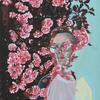 Glitch, oil on canvas 2019
