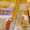 Joburg/Abstract on canvas
