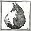 """""""Radcliffe"""" original pen and ink illustration"""