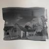 'Harvey Coombe Barn' Photo Emulsion Print