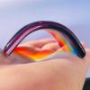 Fused Glass Micro Rainbow