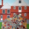 Hertfordshire Puddingstone, Kingsbury Mill, St Albans