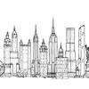 New York 2 Tallest and biggest, original available, plus limited edition fine art prints