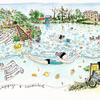 Wild Swimming - a Big Day Doodle