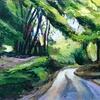 Endless Summer - Acrylic on boxed canvas _ 90 x 60 cm