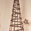 Willow Christmas Tree by Hazel Godfrey