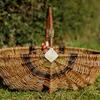 Forager's basket by Hazel Godfrey