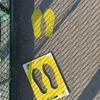 Yellow Distancing. Photograph. Image from my video