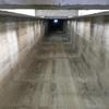 Lift shaft. Photograph. Image from my video