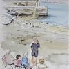 Polkerris Beach - Cornwall