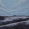 """Cley marshes Norfolk I""  ( SOLD)"