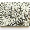 Nest mosaic, using ceramic chips