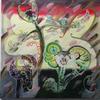 """Unfurl"" Acrylic on canvas 80x80cm"