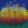 Isometric key pattern