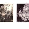 Chandeliers : Suite of Etchings 30x30cm Individual Prints £55 Unframed.