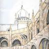 The Dome at Mosteiro dos Jerónimos