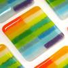 jhsglass - Jenny Hoole - Citrus Coasters