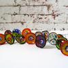 JHSglass - Jenny Hoole - Glass Flowers Multi colour