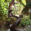 'Joy of the Family' Garden Sculpture by John Brown