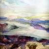 Saltmarsh (detail) mixed media