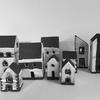 Small Stoneware Houses