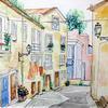 A Lisbon Street