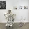 'The devil you know' Installation view by Liz Purkis