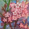 March I - mixed media watercolour