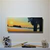 """Misty Morning"" Oil on Canvas"