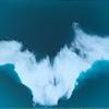 "Ocean Spray 36""x24"" - A multilayered resin and acrylic seascape"