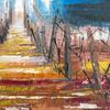Oil Canvas | A3 | Palette Knife