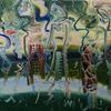 """Fashion parade"" oil on canvas 80x100cm"