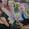 """Utterance"" oil on canvas 80x100cm"