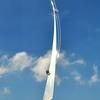 Launch - sculpture