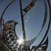 As salaam - sculpture
