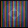 Black Rainbow - Spectrum. Acrylic on board 36'' x 36''