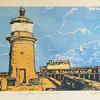 Ramsgate Lighthouse - Photoscreen Print