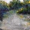 """REFLECTIONS""  acrylic on canvas"