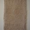 Rib and welt sampler, linen/cotton, 25x43 cm, £95