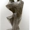 'Salsa' Soapstone Carving by John Brown