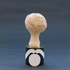 Figurehead: brain.  Ceramic, wax, copper, brass (H) 15cm, £400