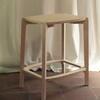 Low stool. Birch plywood