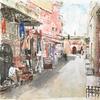 Street Traders Marrakesh