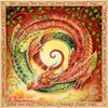 Earth Dragon - watercolour