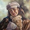 Original Oil Portraits by Gavrailov Art| 18x24in | Fine art | 2021