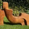 'The Listener' Garden Sculpture by John Brown